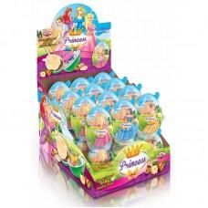 Яйца PVC Принцеса с играчка