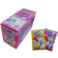 Смърф Гърмящи Бонбони с Близалка Ягода