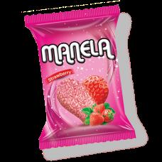 Манела сърце ягода